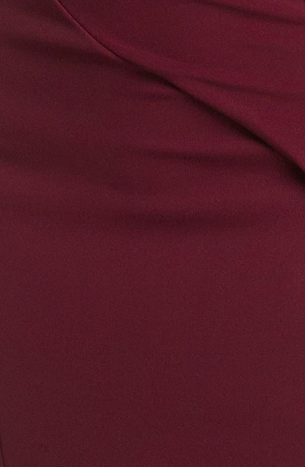 Alternate Image 3  - Donna Karan Draped Crepe Jersey Dress