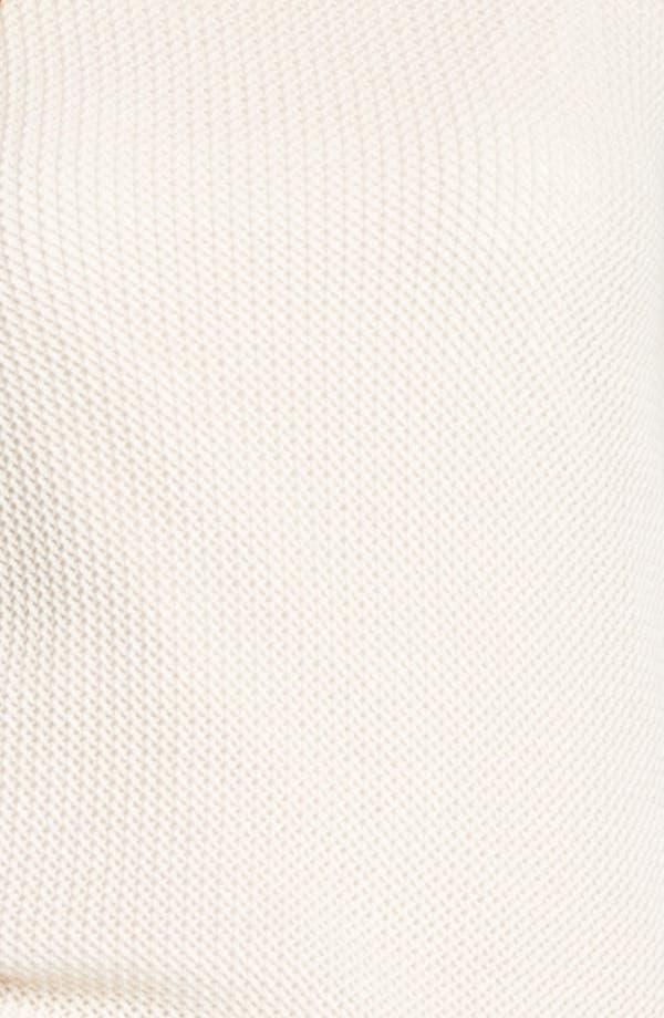 Alternate Image 3  - Caslon® Open Knit Sweater (Regular & Petite)