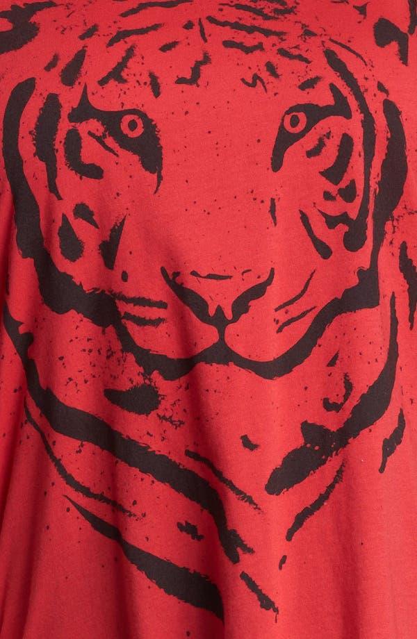 Alternate Image 3  - Ten Sixty Sherman 'Tiger' Graphic Tee (Juniors Plus)