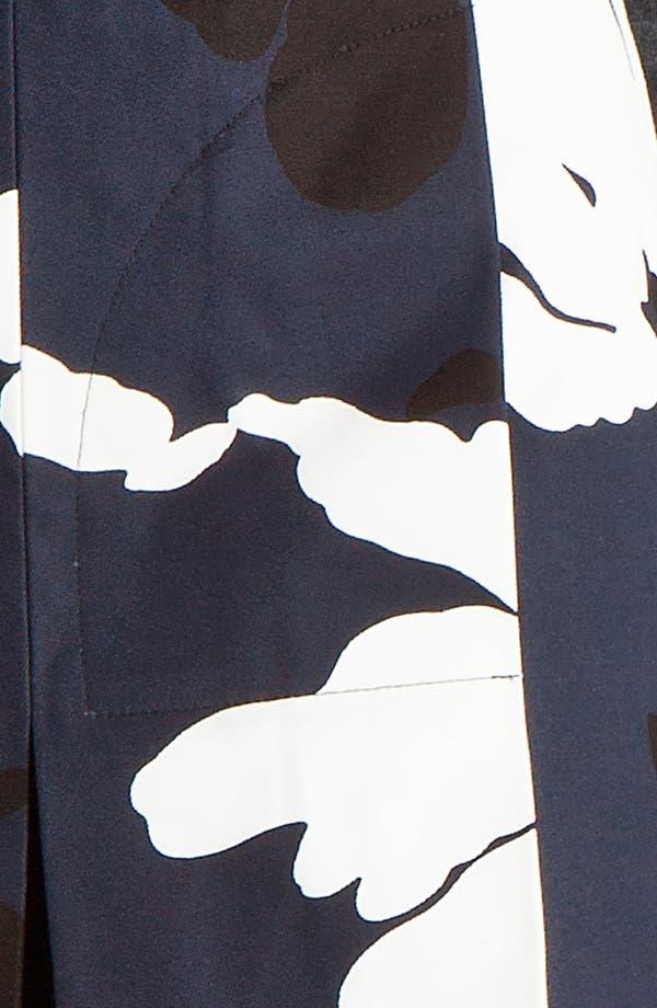 Alternate Image 3  - Marni Print Gabardine Miniskirt