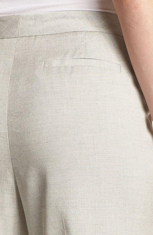 Alternate Image 3  - Classiques Entier® 'Papyrus Weave' Pants