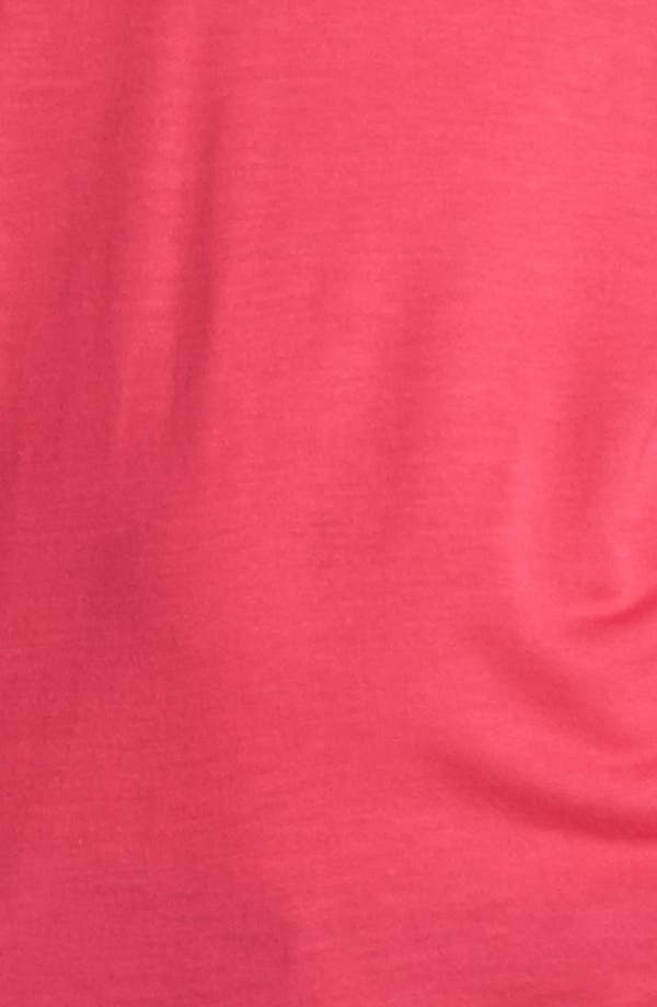 Alternate Image 3  - RED Valentino Bow Detail Jersey Tee