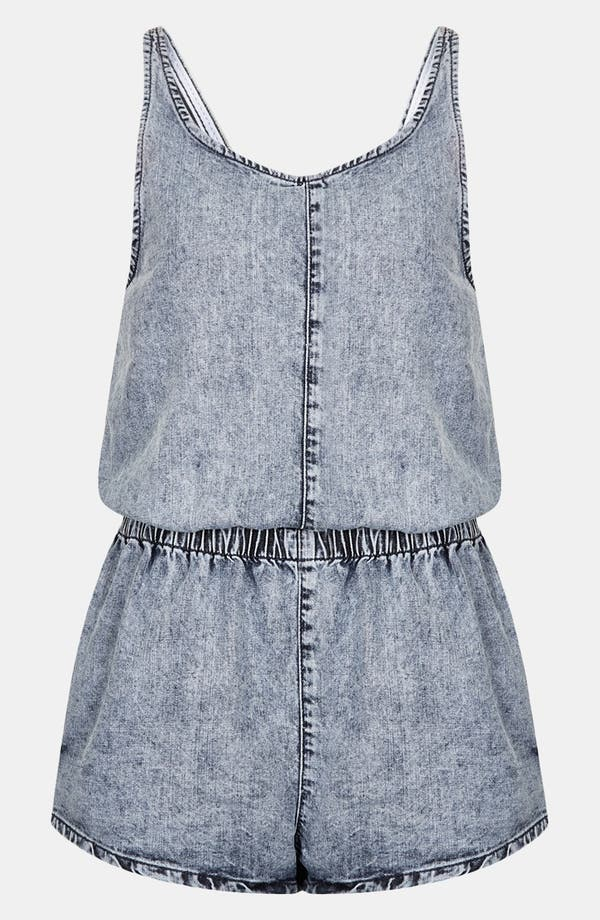 Alternate Image 3  - Topshop Moto 'Miami Acid' Romper