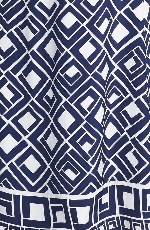 Alternate Image 3  - ALICE & TRIXIE 'Fontaine' Print Silk Maxi Dress