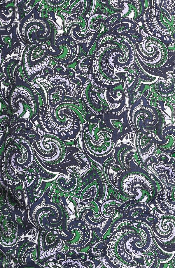 Alternate Image 3  - MICHAEL Michael Kors Print Side Tie Top (Plus Size)