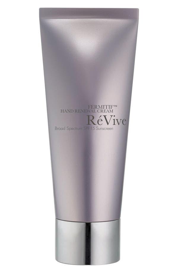 Alternate Image 1 Selected - RéVive® Fermitif™ Hand Renewal Cream