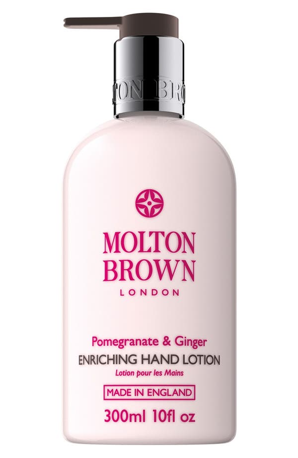 Alternate Image 1 Selected - MOLTON BROWN London 'Pomegranate & Ginger' Soothing Hand Lotion