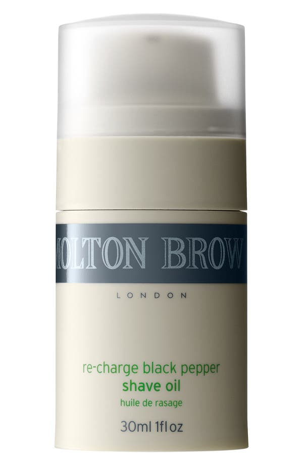 Alternate Image 1 Selected - MOLTON BROWN London 'Re-Charge Black Pepper' Shave Oil
