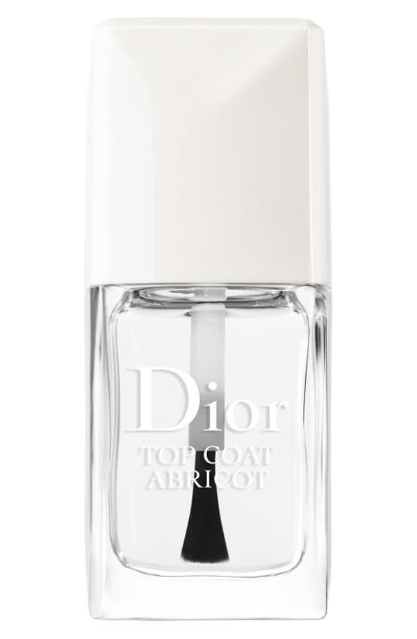 Alternate Image 1 Selected - Dior 'Abricot' Top Coat
