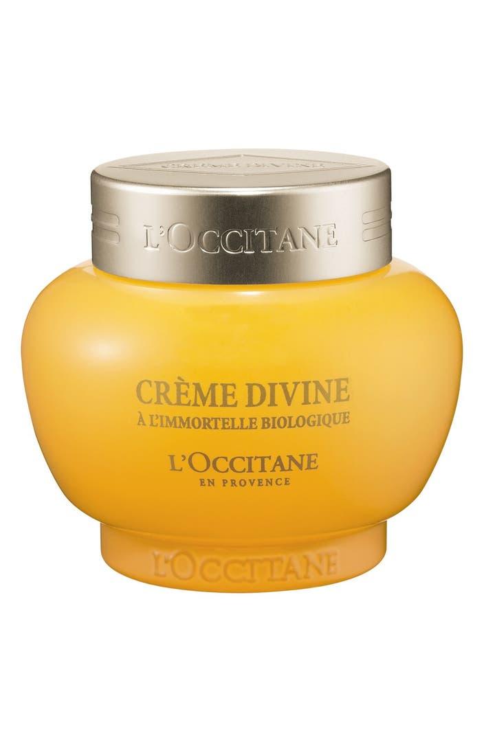 L Occitane Immortelle Divine Cream Nordstrom