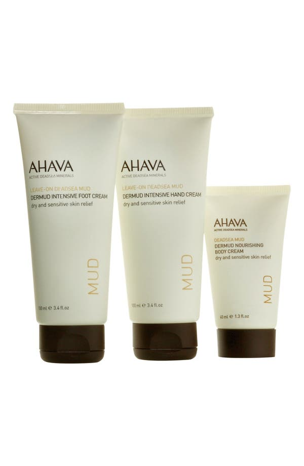 Alternate Image 1 Selected - AHAVA 'Dermud' Trio Gift Set ($60 Value)