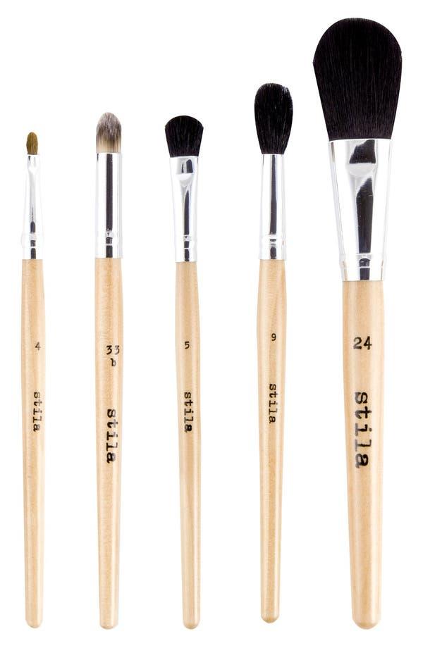 Alternate Image 1 Selected - stila 'tools of the trade' brush set ($115 Value)