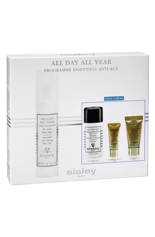 Alternate Image 2  - Sisley Paris 'All Day All Year Essentials' Anti-Aging Program ($500 Value)