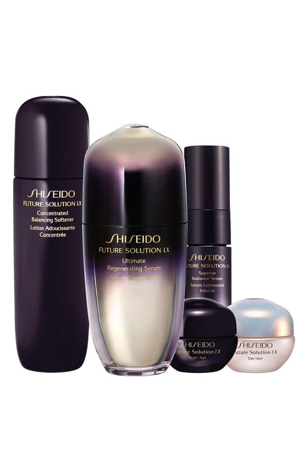 Main Image - Shiseido 'Future Solution LX' Ultra Intensive Regenerating Set (Limited Edition) ($372 Value)