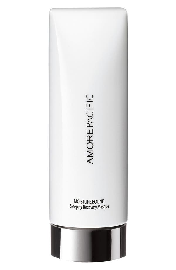 Alternate Image 1 Selected - AMOREPACIFIC 'Moisture Bound' Sleeping Recovery Masque