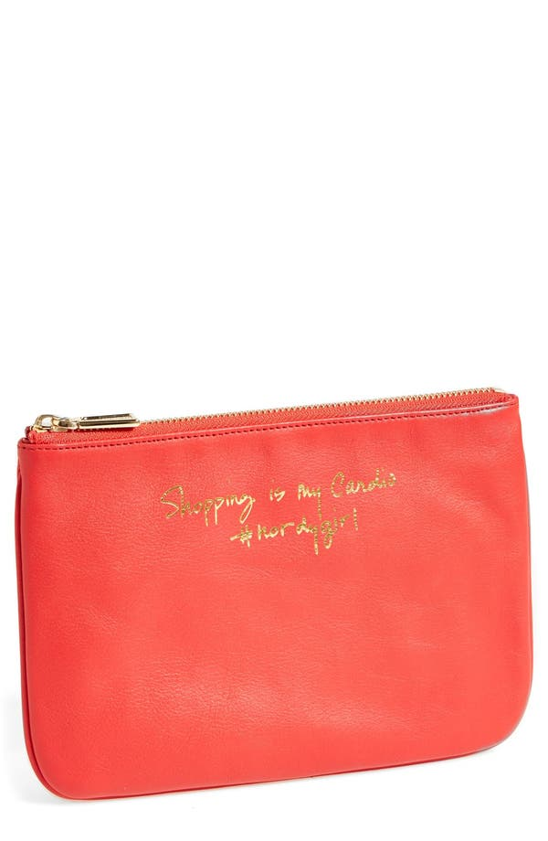 Main Image - Rebecca Minkoff 'Erin - Nordy Girl' Pouch