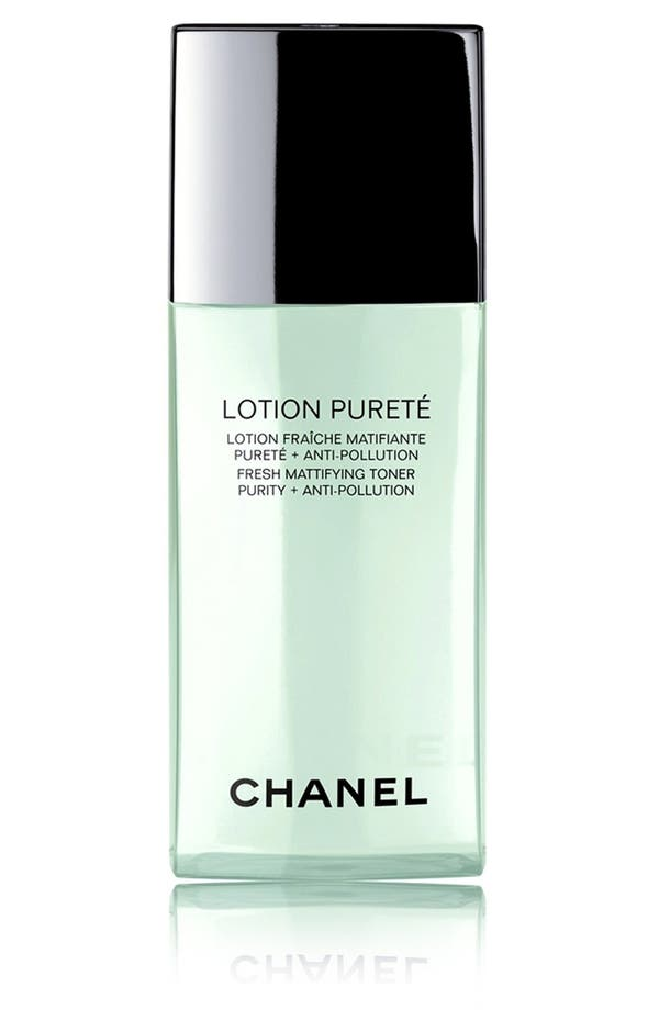 Alternate Image 1 Selected - CHANEL LOTION PURETÉ 