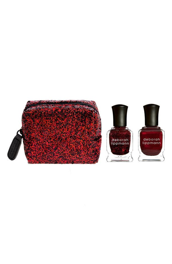 Alternate Image 1 Selected - Deborah Lippmann 'Jazz Standards' Glam Rock Nail Color Duo (Limited Edition) (Nordstrom Exclusive) ($24 Value)