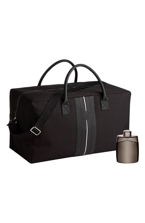 MONTBLANC 'Legend Intense' Weekend Bag Set (Limited Edition ...