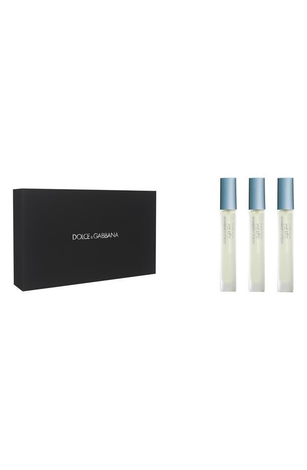 Alternate Image 2  - Dolce&Gabbana 'Light Blue' Eau de Toilette Purse Spray Set ($75 Value)