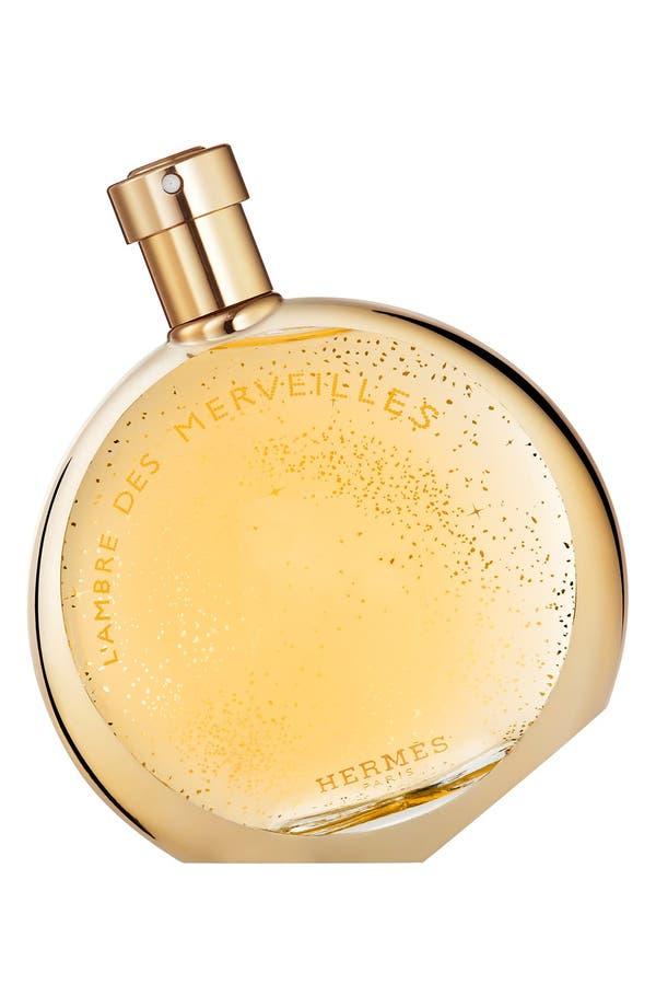 Alternate Image 1 Selected - Hermès Eau des Merveilles L'Ambre des Merveilles - Eau de parfum