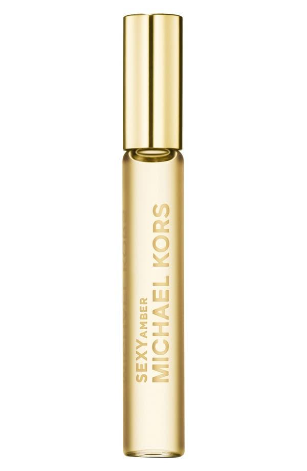 Alternate Image 1 Selected - Michael Kors 'Sexy Amber' Eau de Parfum Rollerball