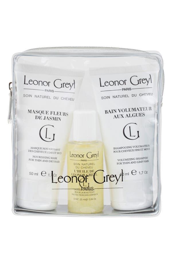 Alternate Image 1 Selected - Leonor Greyl PARIS Luxury Travel Kit for Volume