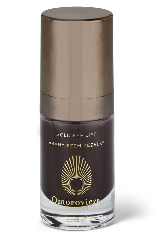 Alternate Image 1 Selected - Omorovicza Gold Eye Lift Anti-Aging Cream