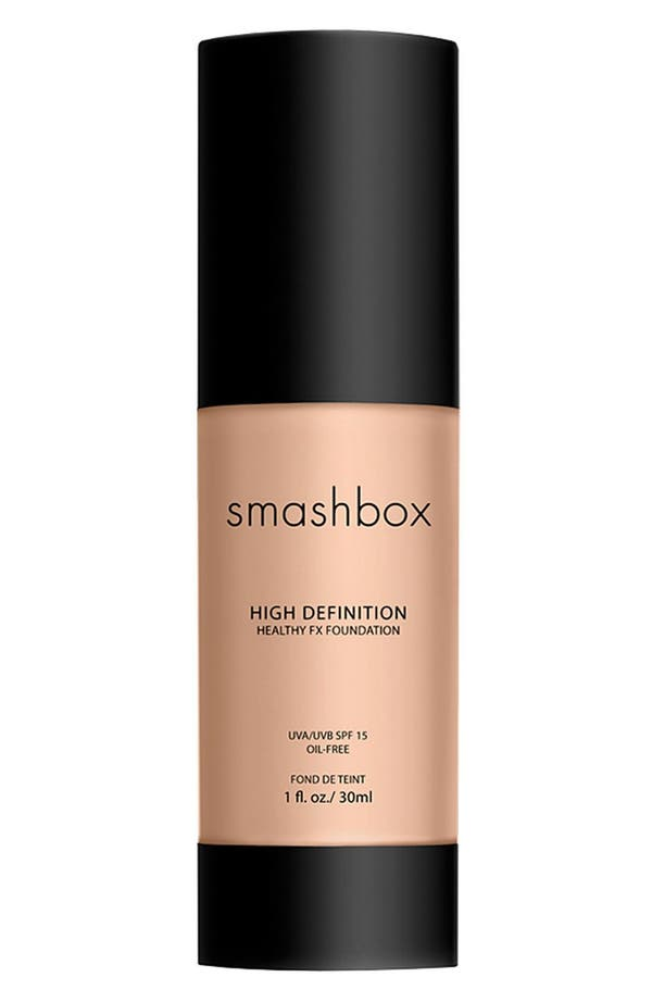 Main Image - Smashbox 'High Definition' Healthy FX Foundation