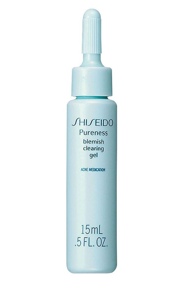Alternate Image 1 Selected - Shiseido 'Pureness' Blemish Clearing Gel