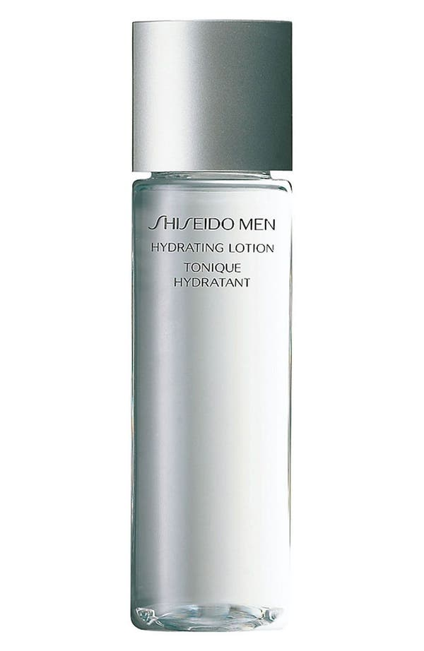Alternate Image 1 Selected - Shiseido Men Hydrating Lotion