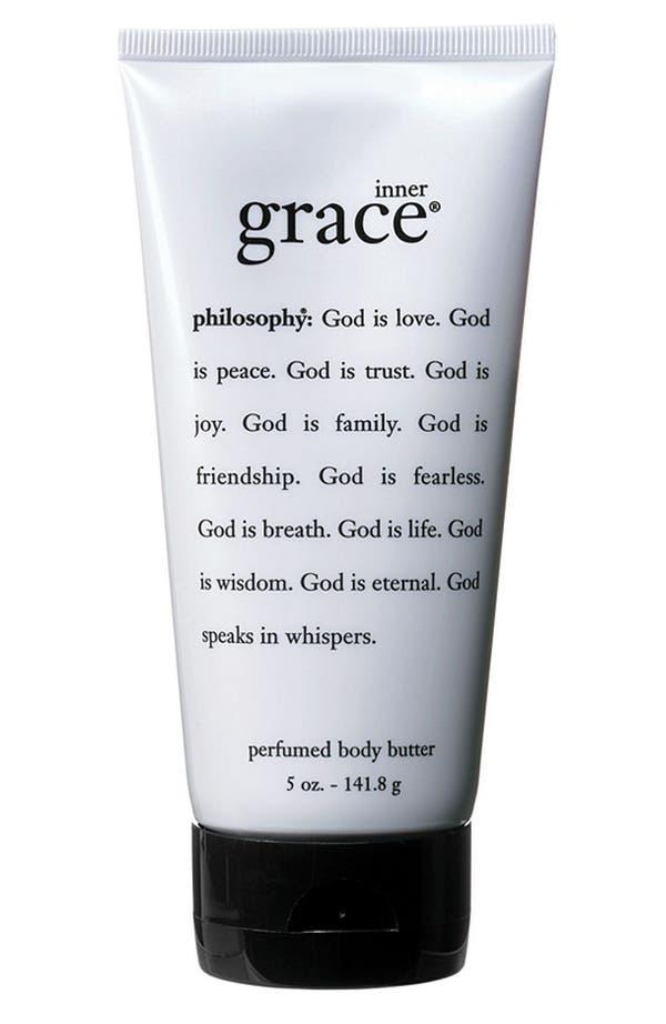 Main Image - philosophy 'inner grace' body butter