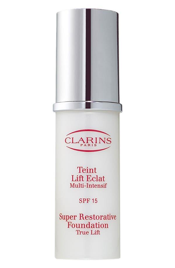Main Image - Clarins Super Restorative Foundation