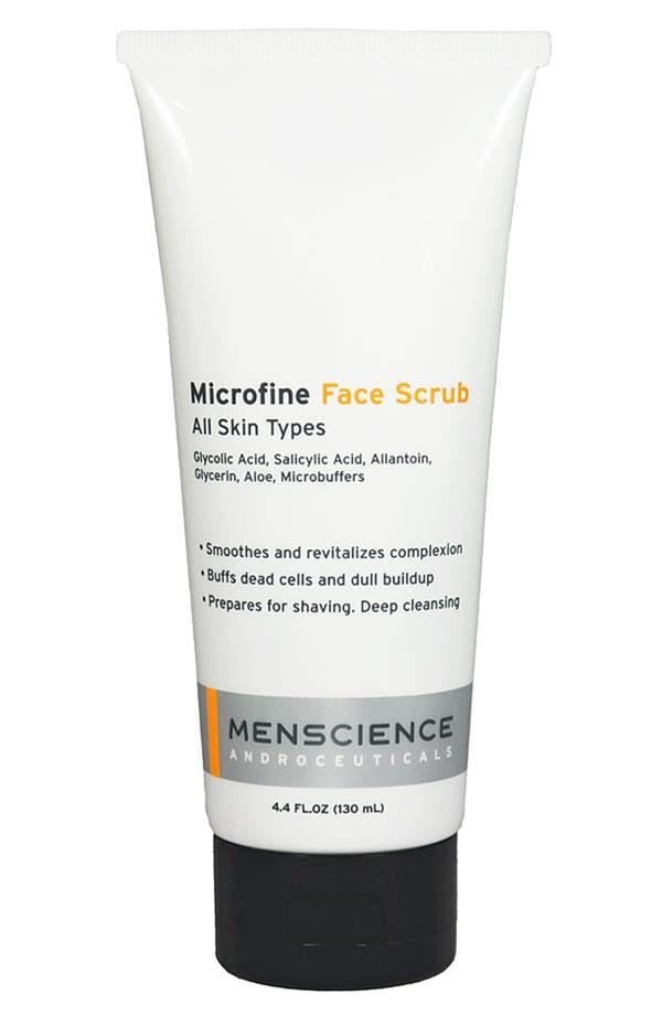 Alternate Image 1 Selected - MenScience Microfine Face Scrub