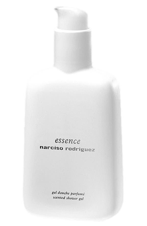 Alternate Image 1 Selected - Narciso Rodriguez 'Essence' Scented Shower Gel