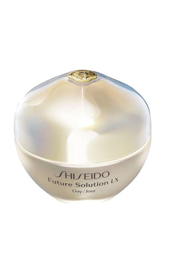 Alternate Image 1 Selected - Shiseido 'Future Solution LX' Protective Day Cream