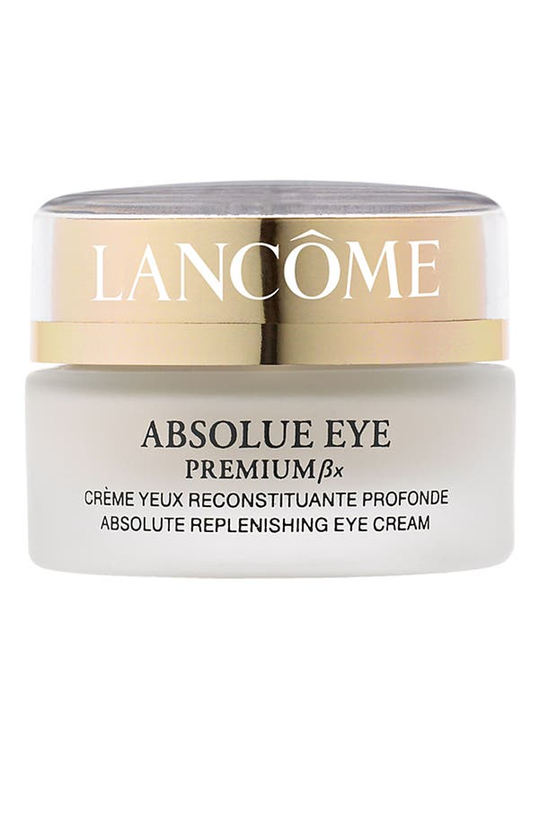 Alternate Image 1 Selected - Lancôme 'Absolue Eye' Premium ßx Absolute Replenishing Eye Cream