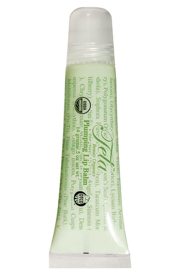 Alternate Image 1 Selected - Tela Beauty Organics Plumping Lip Balm