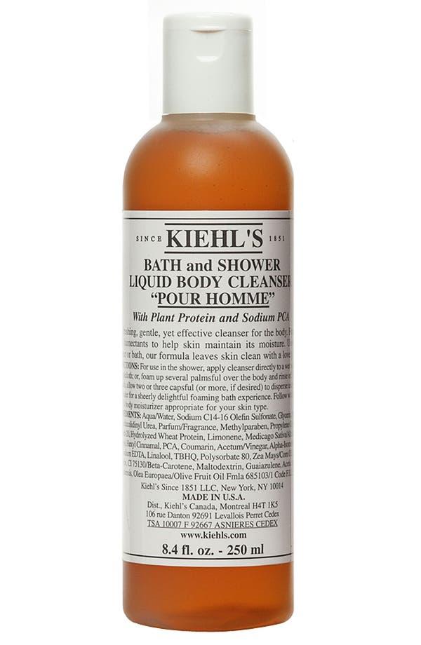 Main Image - Kiehl's Since 1851 Bath & Shower Liquid Body Cleanser (Pour Homme)