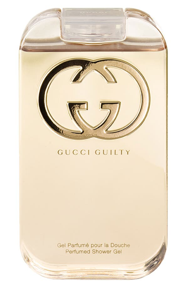 Alternate Image 1 Selected - Gucci 'Guilty' Shower Gel