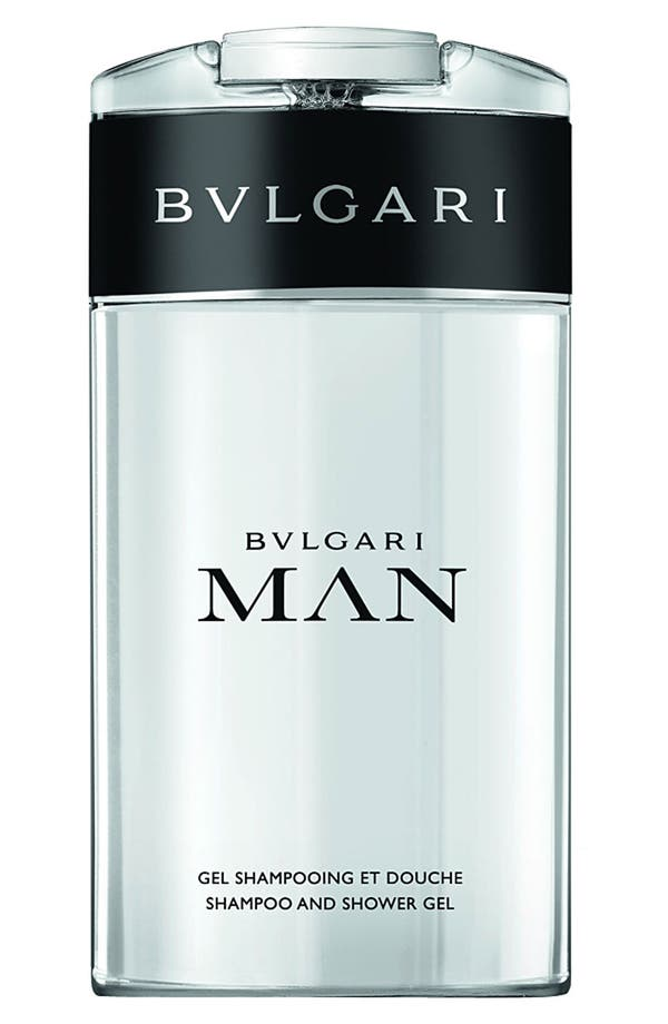 Alternate Image 1 Selected - BVLGARI MAN Shower Gel