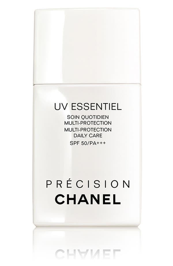 Main Image - CHANEL UV ESSENTIEL  Multi-Protection Daily Sunscreen UV Care Broad Spectrum SPF 50