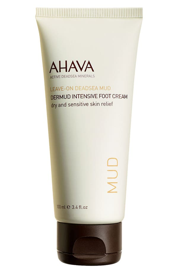 Alternate Image 1 Selected - AHAVA Dermud Intensive Foot Cream