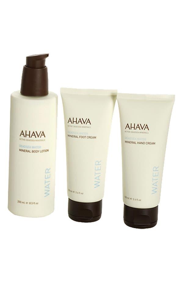 Main Image - AHAVA Mineral Body Trio ($63 Value)