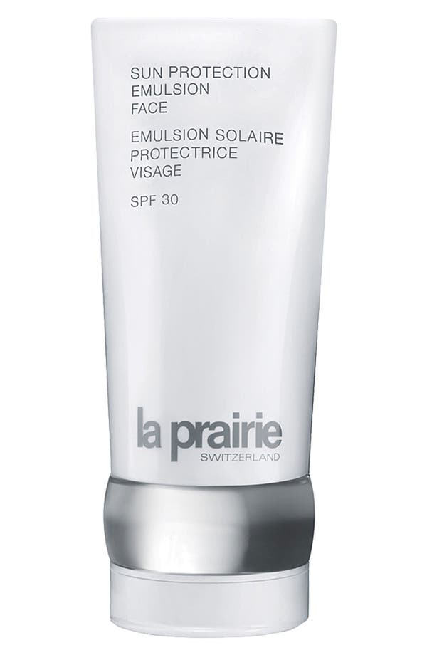 Alternate Image 1 Selected - La Prairie Sun Protection Emulsion SPF 30 for Face