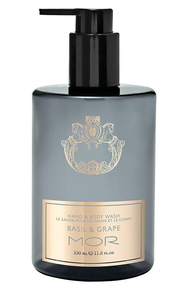 Main Image - MOR Basil & Grape Hand & Body Wash