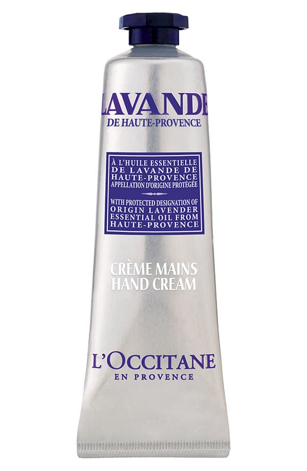 Alternate Image 1 Selected - L'Occitane Lavender Hand Cream (1 oz.)
