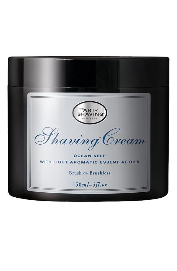 Main Image - The Art of Shaving® 'Ocean Kelp' Shaving Cream