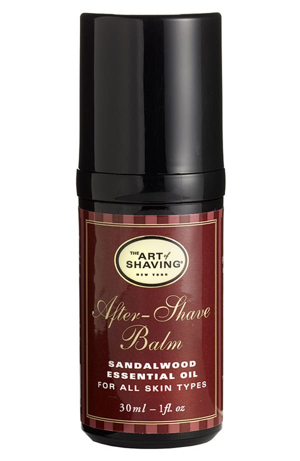 Alternate Image 1 Selected - The Art of Shaving® After-Shave Balm with Sandalwood Essential Oil
