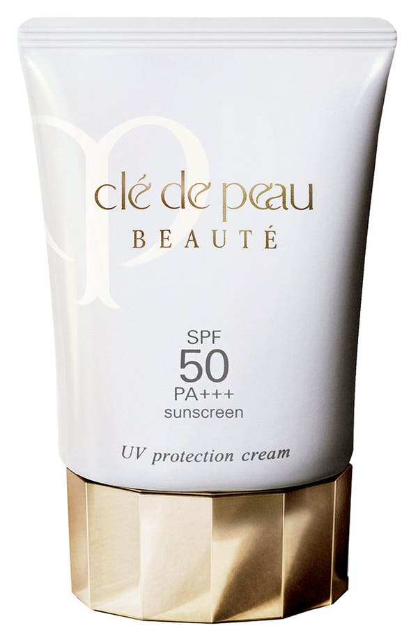 Alternate Image 1 Selected - Clé de Peau Beauté UV Protection Cream SPF 50 PA+++